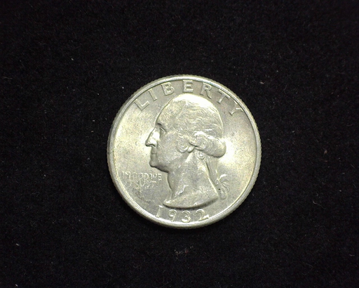 1932 Washington BU Obverse - US Coin - Huntington Stamp and Coin