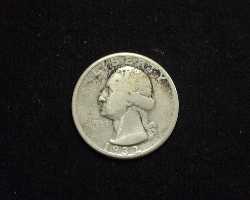 1932 D Washington F Obverse - US Coin - Huntington Stamp and Coin