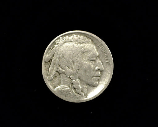HS&C: 1913 D Type 1 Buffalo Nickel F Coin