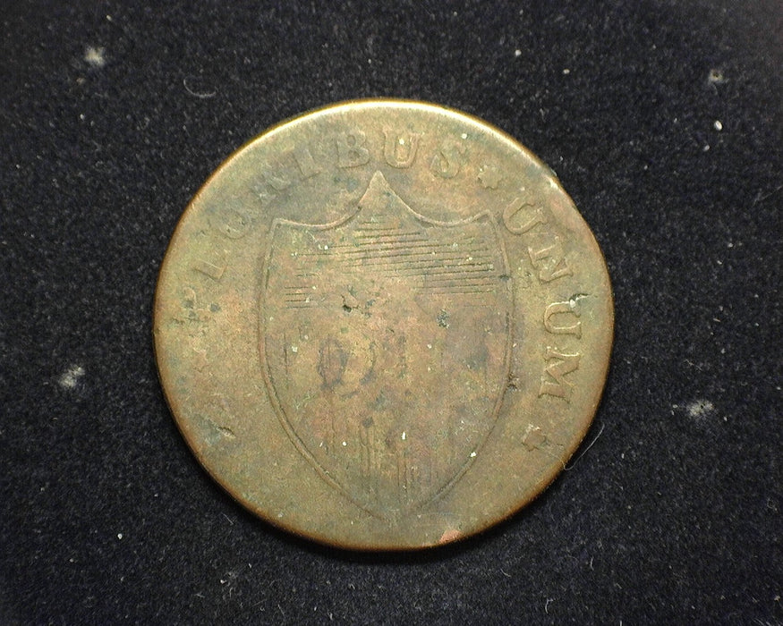 1786 Nova Caesarea New Jersey Commemorative G - US Coin