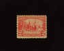 HS&C: US #329 Stamp Mint Rich color. VF NH