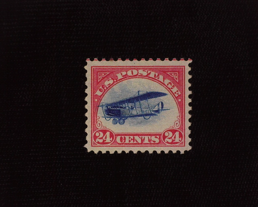 HS&C: US #C3 Stamp Mint Choice large margin stamp. XF NH