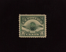 HS&C: US #C4 Stamp Mint Choice large margin stamp. VF/XF NH