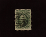 HS&C: US #68 Stamp Used Choice large margin stamp. VF/XF