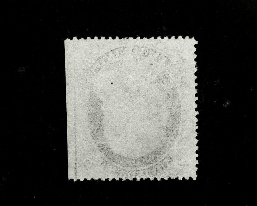#18 Used Rich color. Well centered stamp with faint black CDS cancel. VF