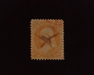 HS&C: US #71 Stamp Used Red CDS and black Pen cancel. VF