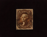 HS&C: US #76 Stamp Used Deep rich color. Choice. VF/XF