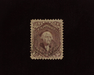 HS&C: US #78 Stamp Used Rich color. VF