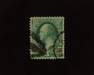 HS&C: US #136 Stamp Used Choice used stamp. XF