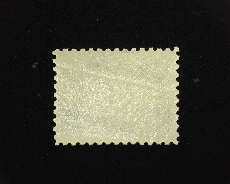 #403 Mint Faint natural gum crease. VF NH