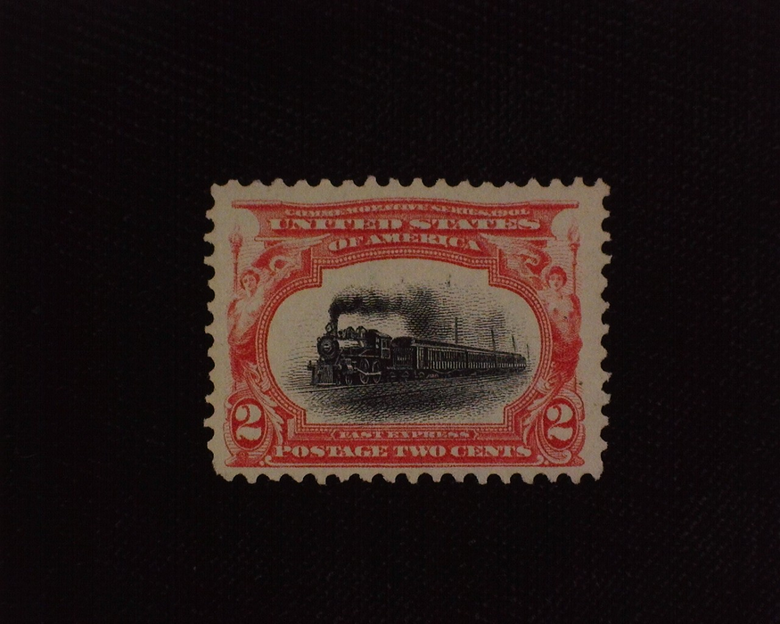 HS&C: US #295 Stamp Mint VF NH
