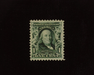 HS&C: US #300 Stamp Mint VF/XF NH