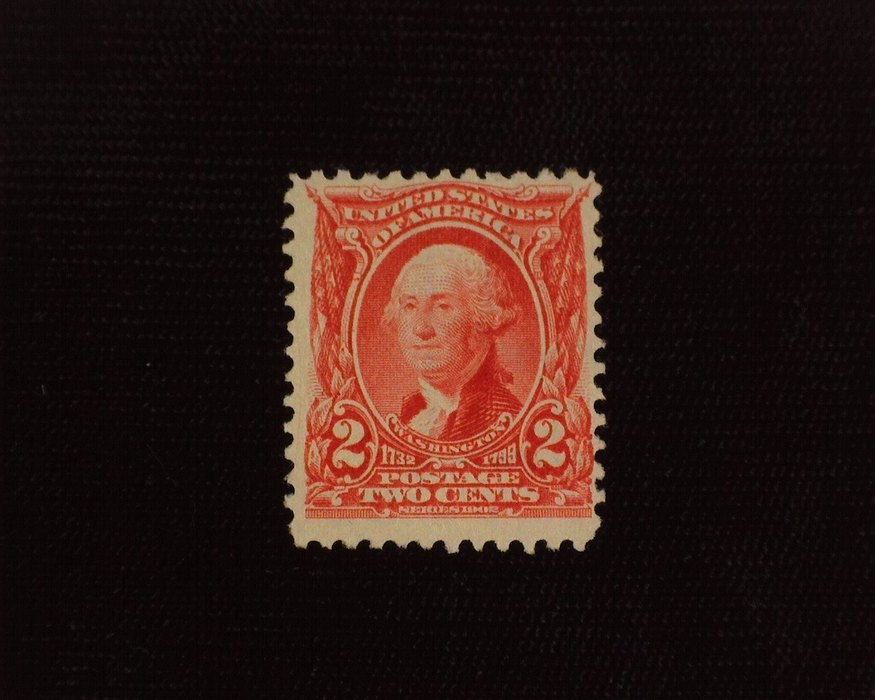 HS&C: US #301 Stamp Mint F NH