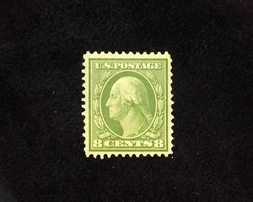 HS&C: US #337 Stamp Mint Rich color. VF/XF NH