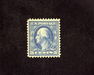 HS&C: US #335 Stamp Mint Fresh. VF/XF NH
