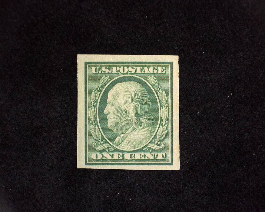HS&C: US #343 Stamp Mint VF/XF NH