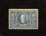 HS&C: US #326 Stamp Mint F H