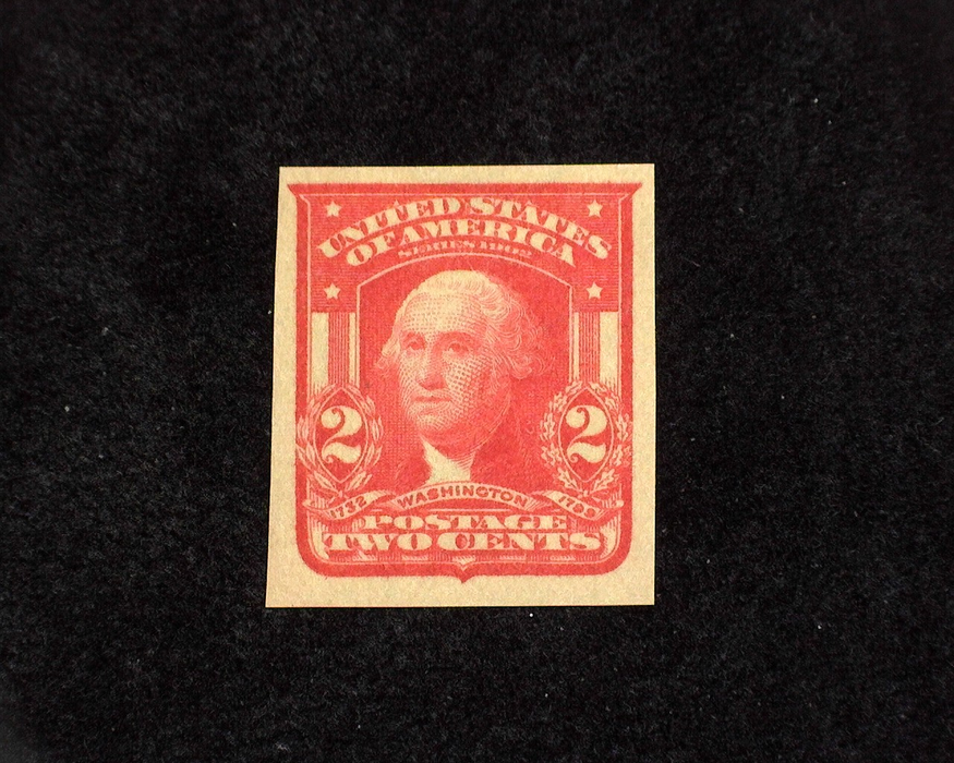 HS&C: US #320 Stamp Mint VF/XF NH