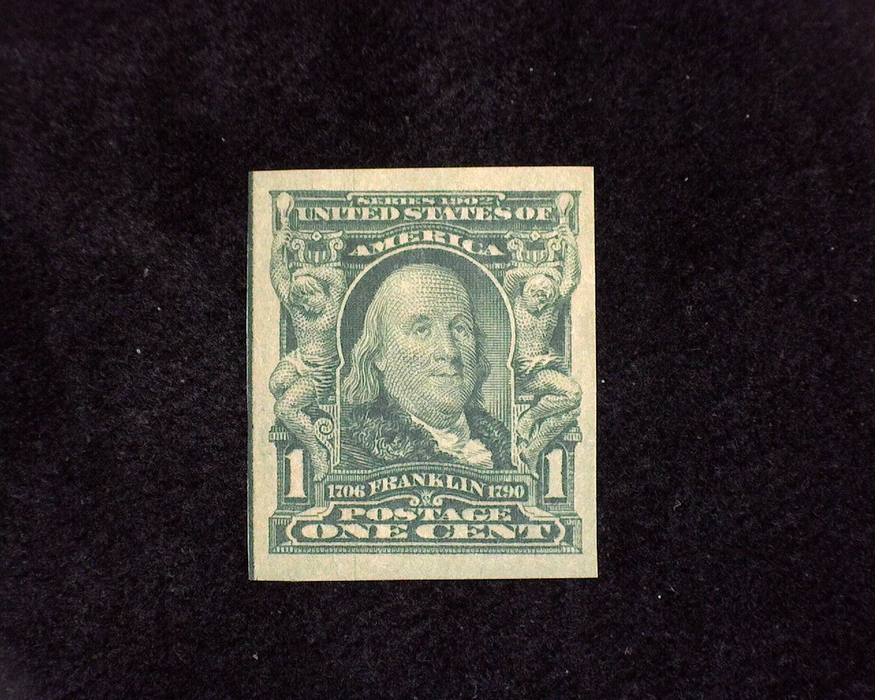 HS&C: US #314 Stamp Mint Choice. XF/S NH