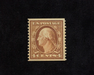 HS&C: US #350 Stamp Mint VF/XF NH