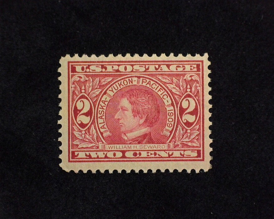 HS&C: US #370 Stamp Mint VF NH