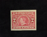 HS&C: US #371 Stamp Mint XF NH