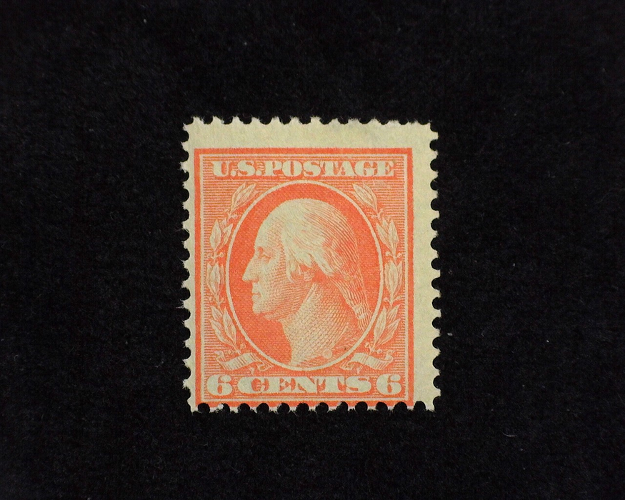 HS&C: US #379 Stamp Mint AVG NH