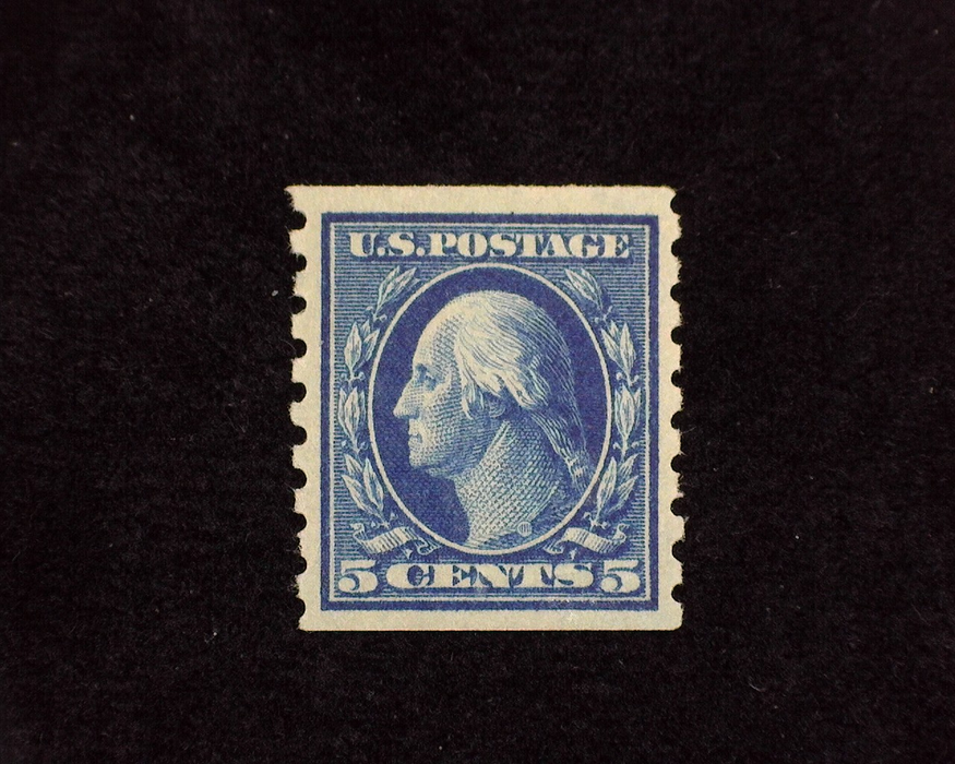 HS&C: US #396 Stamp Mint Fresh and choice. XF NH