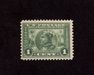 HS&C: US #397 Stamp Mint VF NH