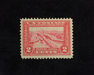 HS&C: US #398 Stamp Mint Choice large margin stamp. VF/XF NH