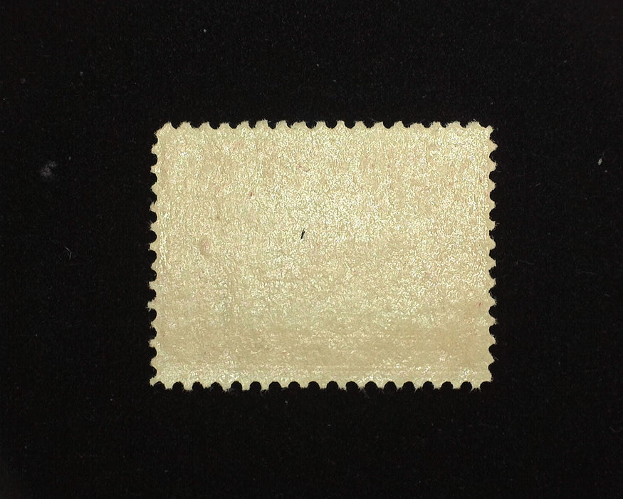 #398 Mint Choice large margin stamp. Vf/Xf NH