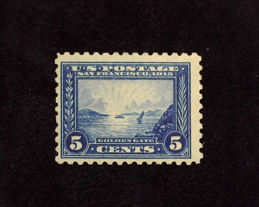 HS&C: US #403 Stamp Mint F/VF NH