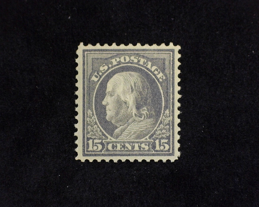 HS&C: US #418 Stamp Mint Choice XF NH