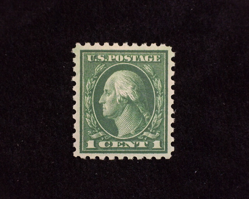 HS&C: US #424 Stamp Mint XF NH