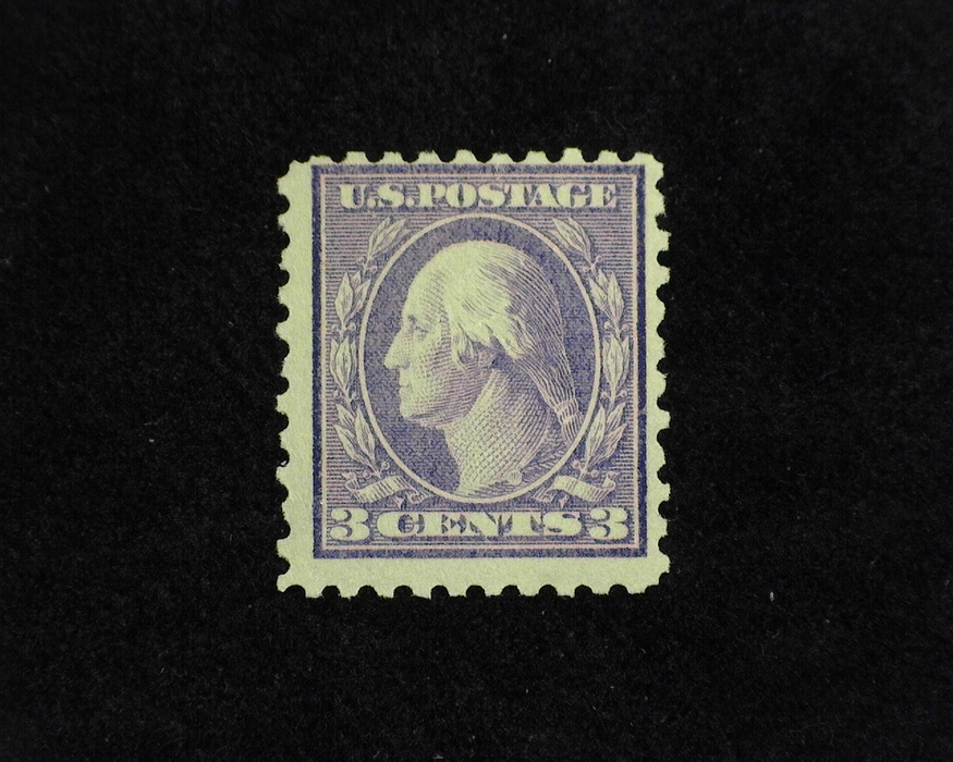 HS&C: US #426 Stamp Mint F H