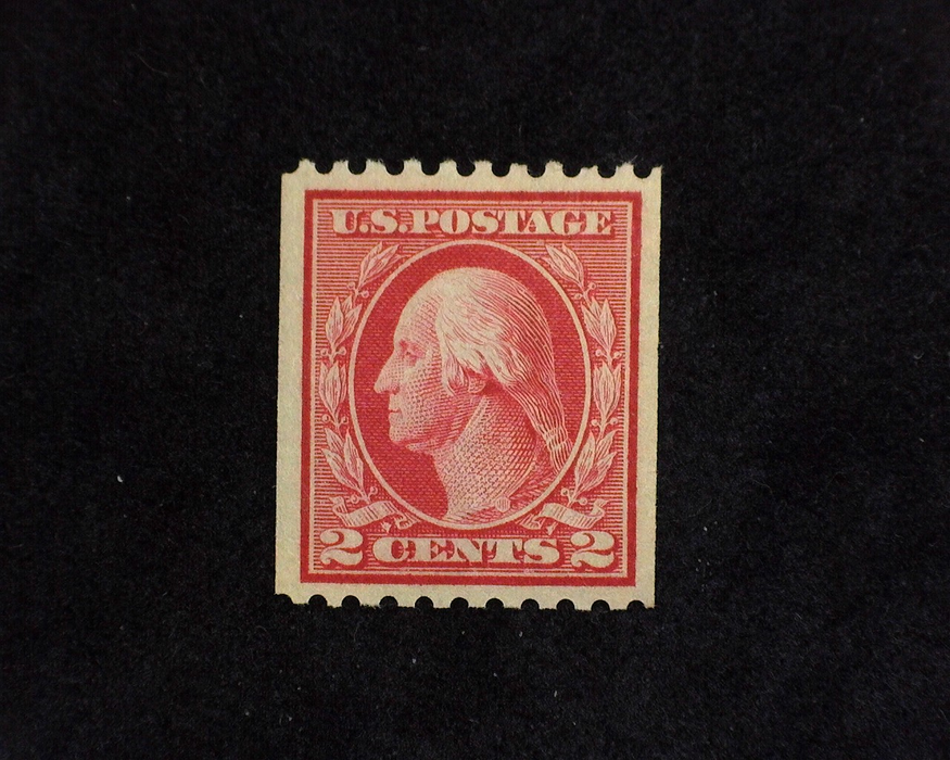 HS&C: US #442 Stamp Mint Fresh and choice. XF NH