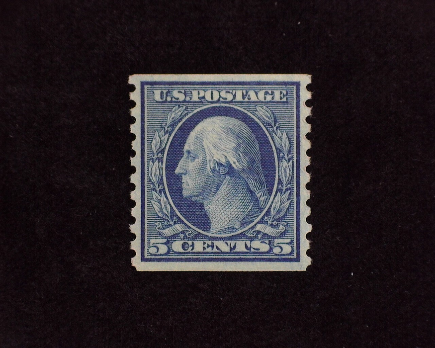 HS&C: US #458 Stamp Mint VF/XF NH