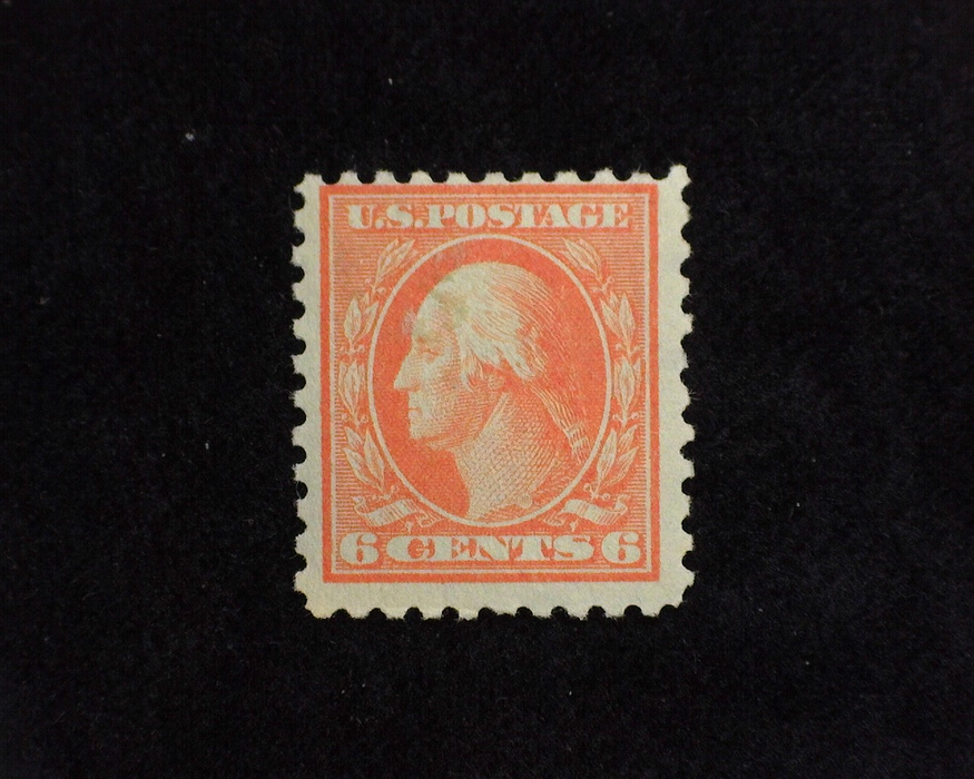 HS&C: US #468 Stamp Mint F LH