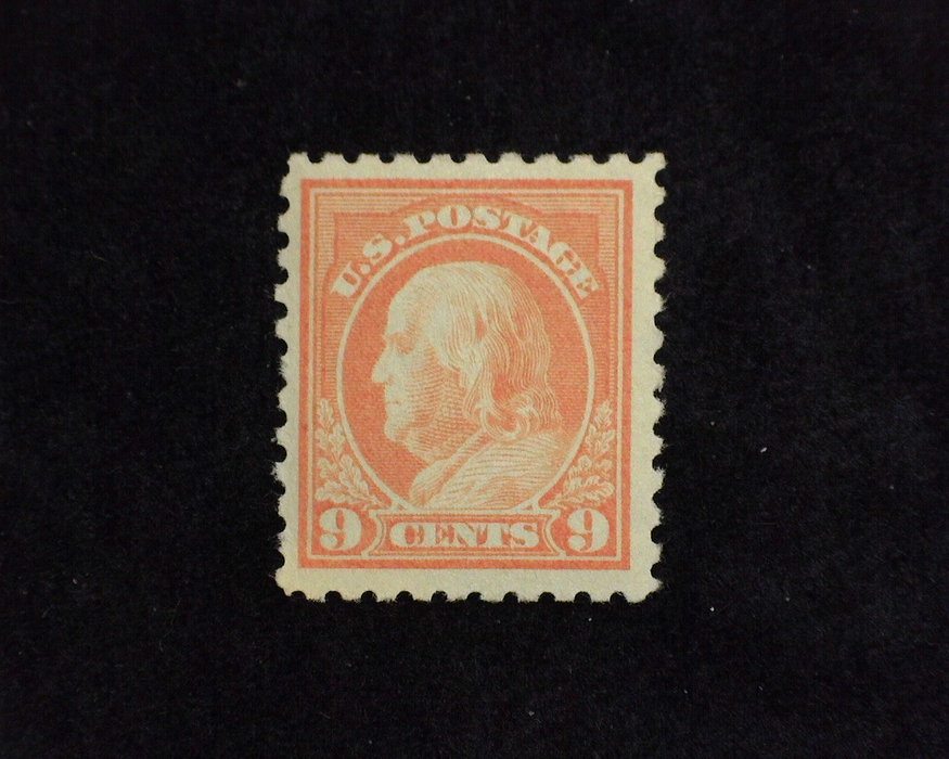 HS&C: US #471 Stamp Mint VF/XF LH