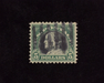 HS&C: US #524 Stamp Used Choice used stamp. VF/XF