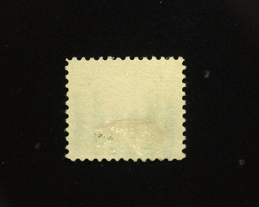 #524 Used Choice used stamp. Vf/Xf