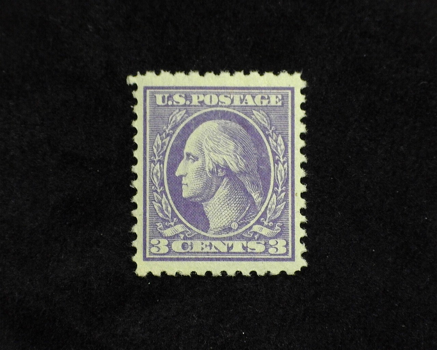 HS&C: US #529 Stamp Mint XF/S NH