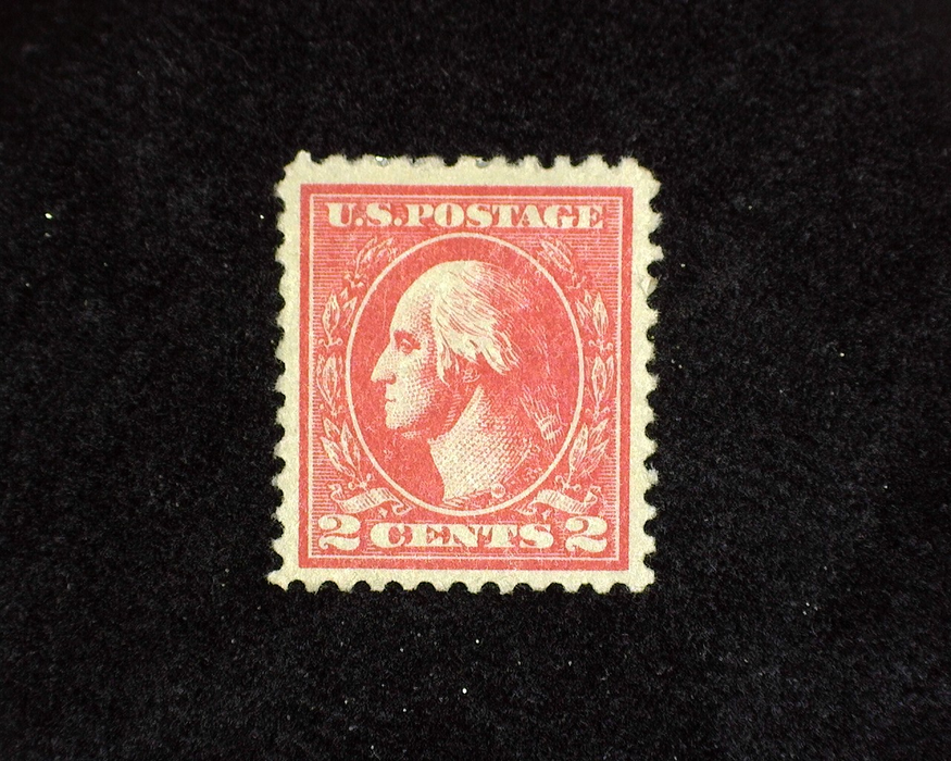 HS&C: US #528A Stamp Mint VF/XF H