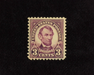 HS&C: US #555 Stamp Mint VF/XF NH