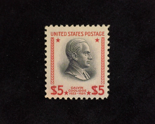 HS&C: US #834 Stamp Mint VF/XF NH
