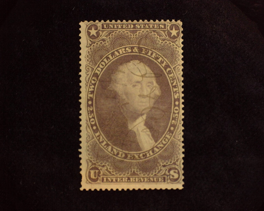 HS&C: US #R82c Stamp Used Inland Exchange F