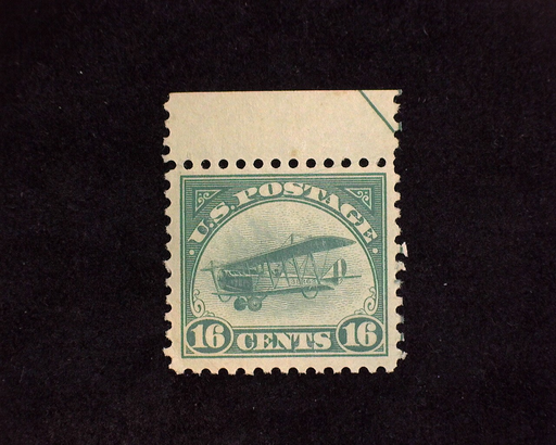 HS&C: US #C2 Stamp Mint Tiny gum skips. VF/XF NH
