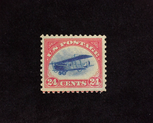 HS&C: US #C3 Stamp Mint Choice large margin stamp. VF/XF NH