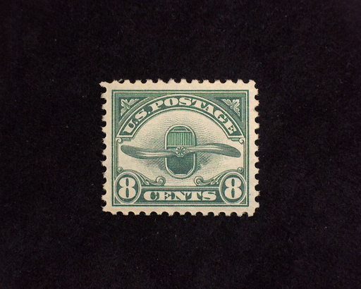 HS&C: US #C4 Stamp Mint XF NH