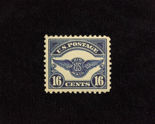 HS&C: US #C5 Stamp Mint Choice VF/XF NH